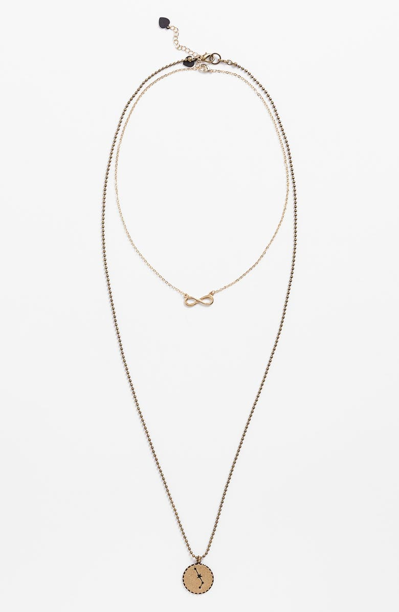 BONNIE JONAS 'Infinity' Chain Necklace, Main, color, 710