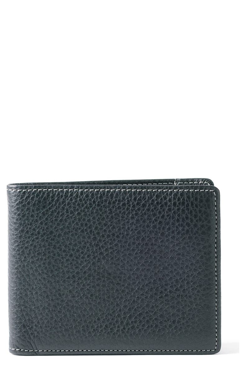 BOCONI Tyler Billfold Wallet, Main, color, 001