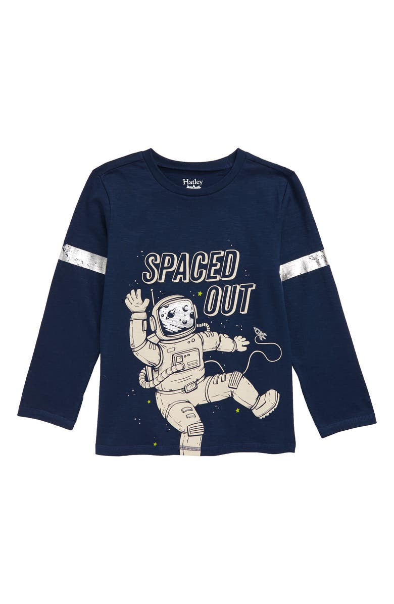 HATLEY Spaced Out T-Shirt, Main, color, 400