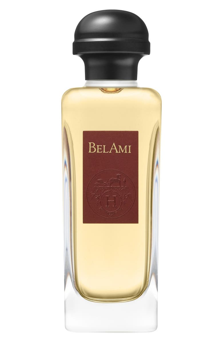 HERMÈS Bel Ami - Eau de toilette, Main, color, No Color