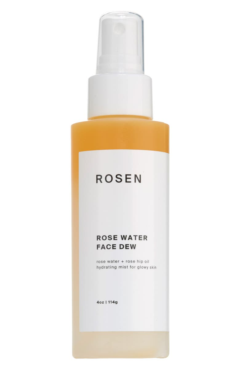 ROSEN Rose Water Face Dew Hydrating Mist, Main, color, 960
