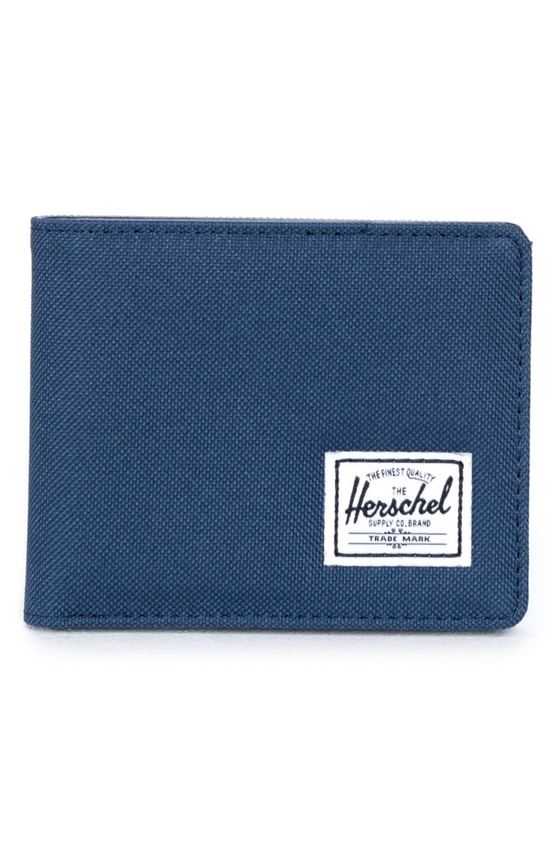 HERSCHEL SUPPLY CO. 'Hank' Bifold Wallet, Main, color, 410