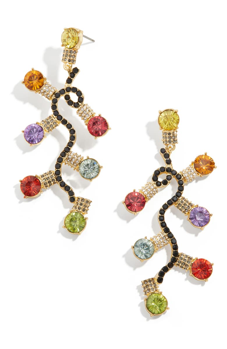 BaubleBar Holiday Light Drop Earrings | Nordstrom
