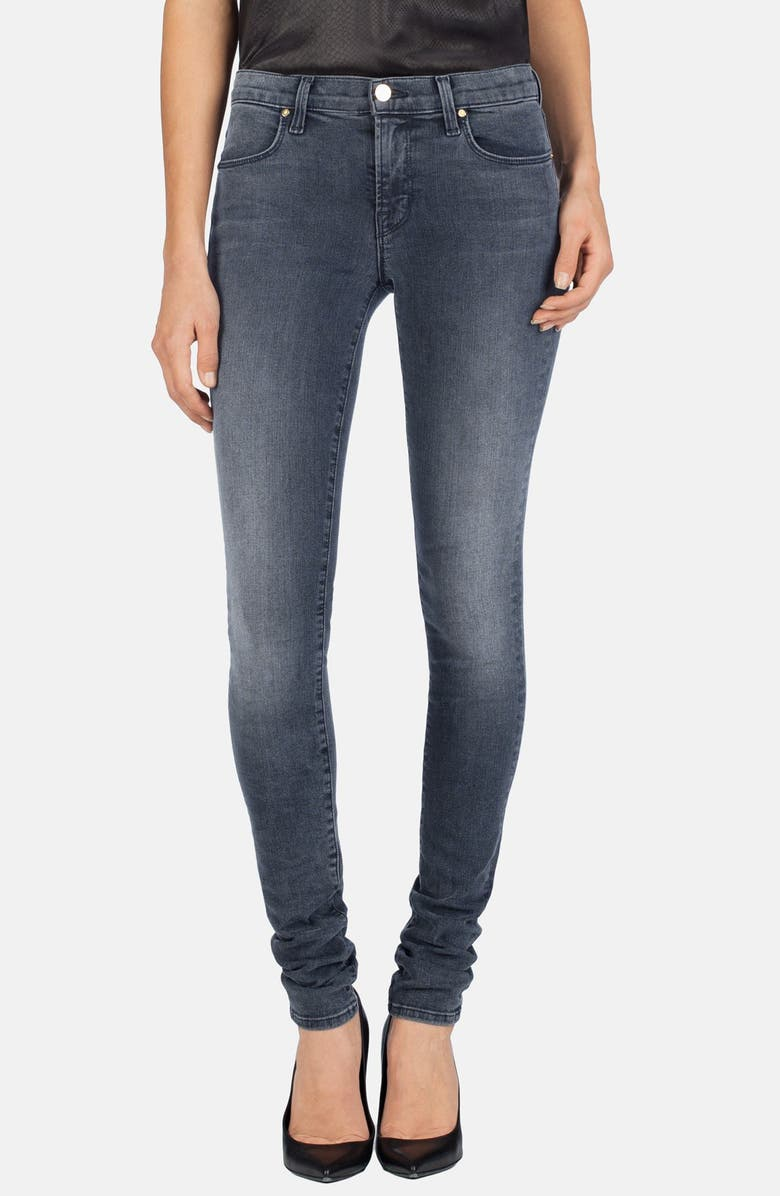 J BRAND Stacked Skinny Jeans, Main, color, 400