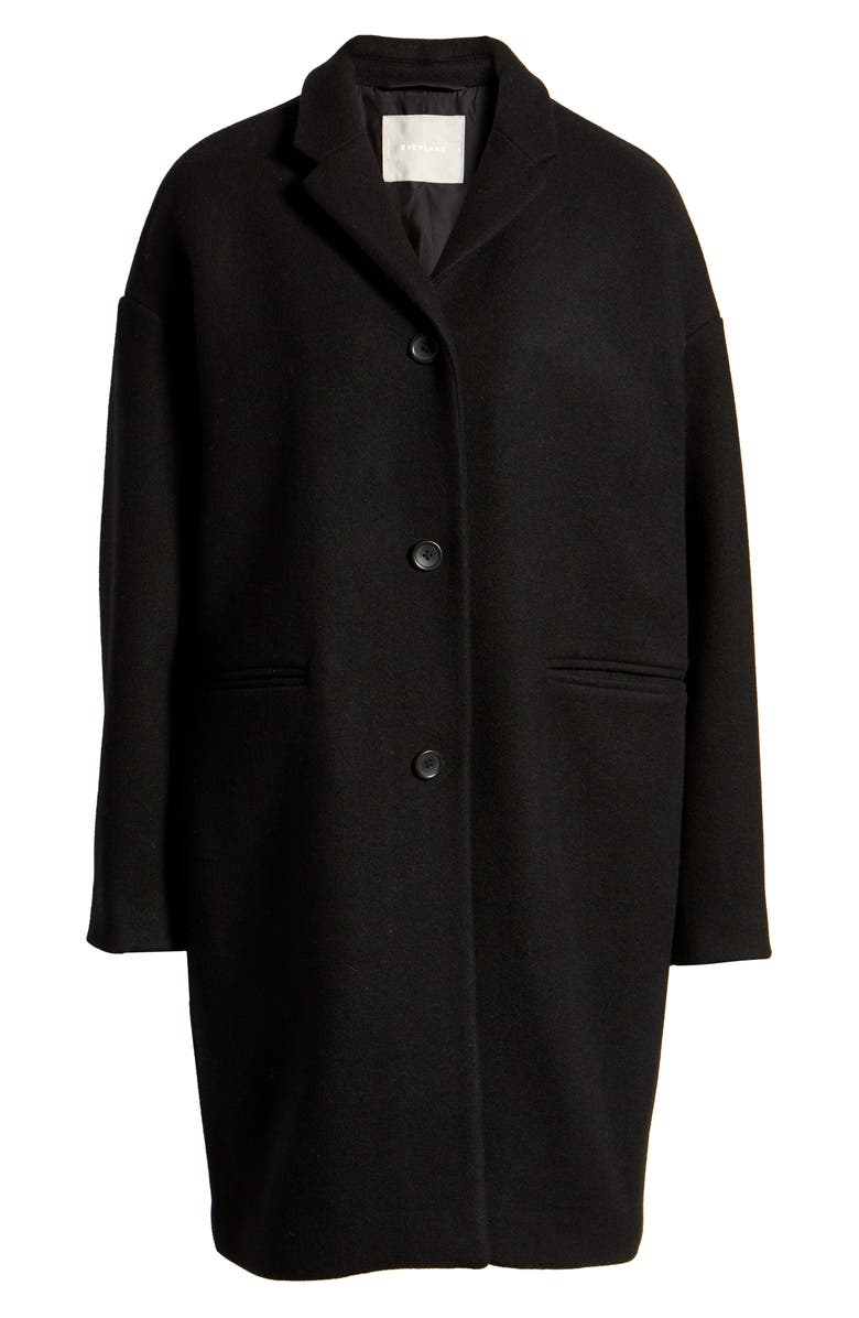 EVERLANE The Cocoon Coat, Main, color, 001