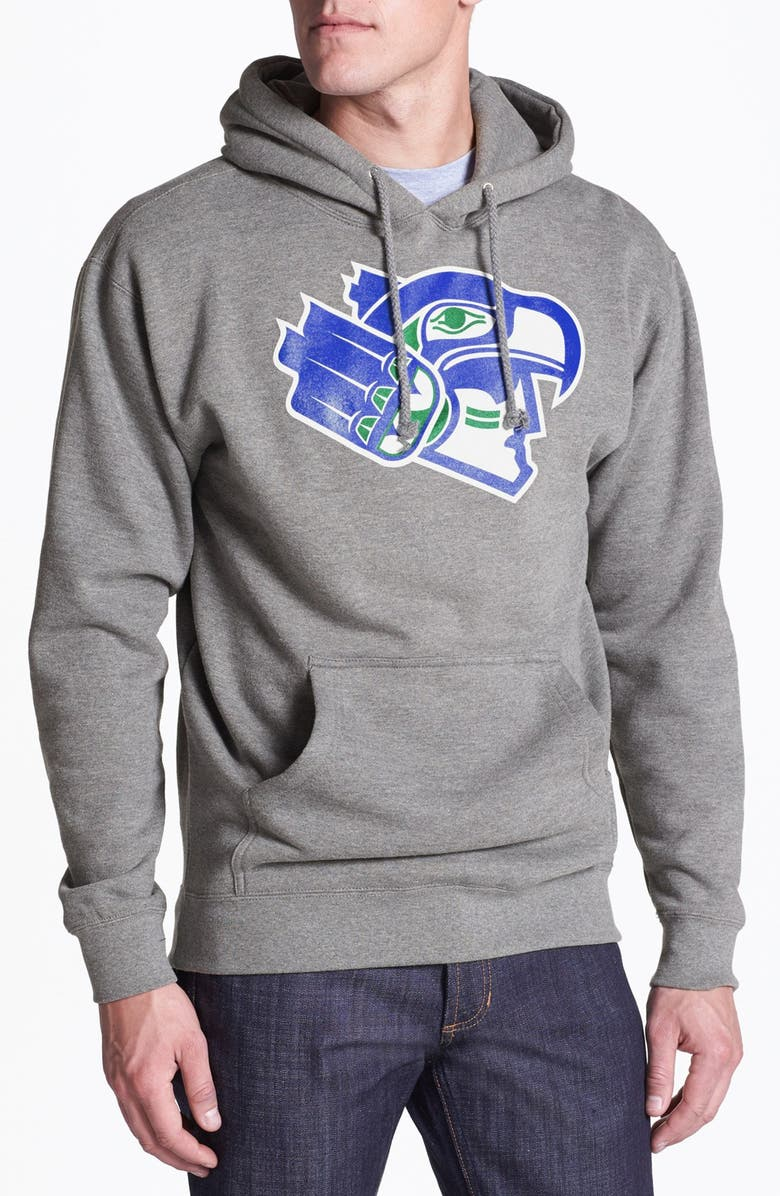 CASUAL INDUSTREES '12th Man' Graphic Hoodie, Main, color, 020