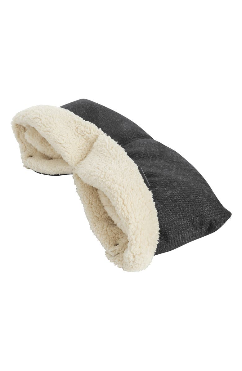 MAXI-COSI<SUP>®</SUP> Fleece Lined Stroller Gloves, Main, color, ESSENTIAL BLACK