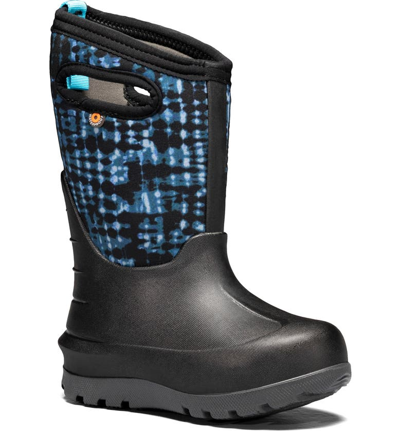 BOGS Neo Classic Tie Dye Insulated Waterproof Boot, Main, color, 460