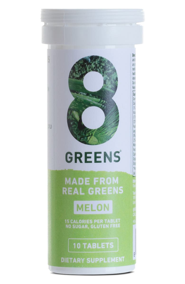 8G Greens Melon Dietary Supplement, Main, color, NO COLOR