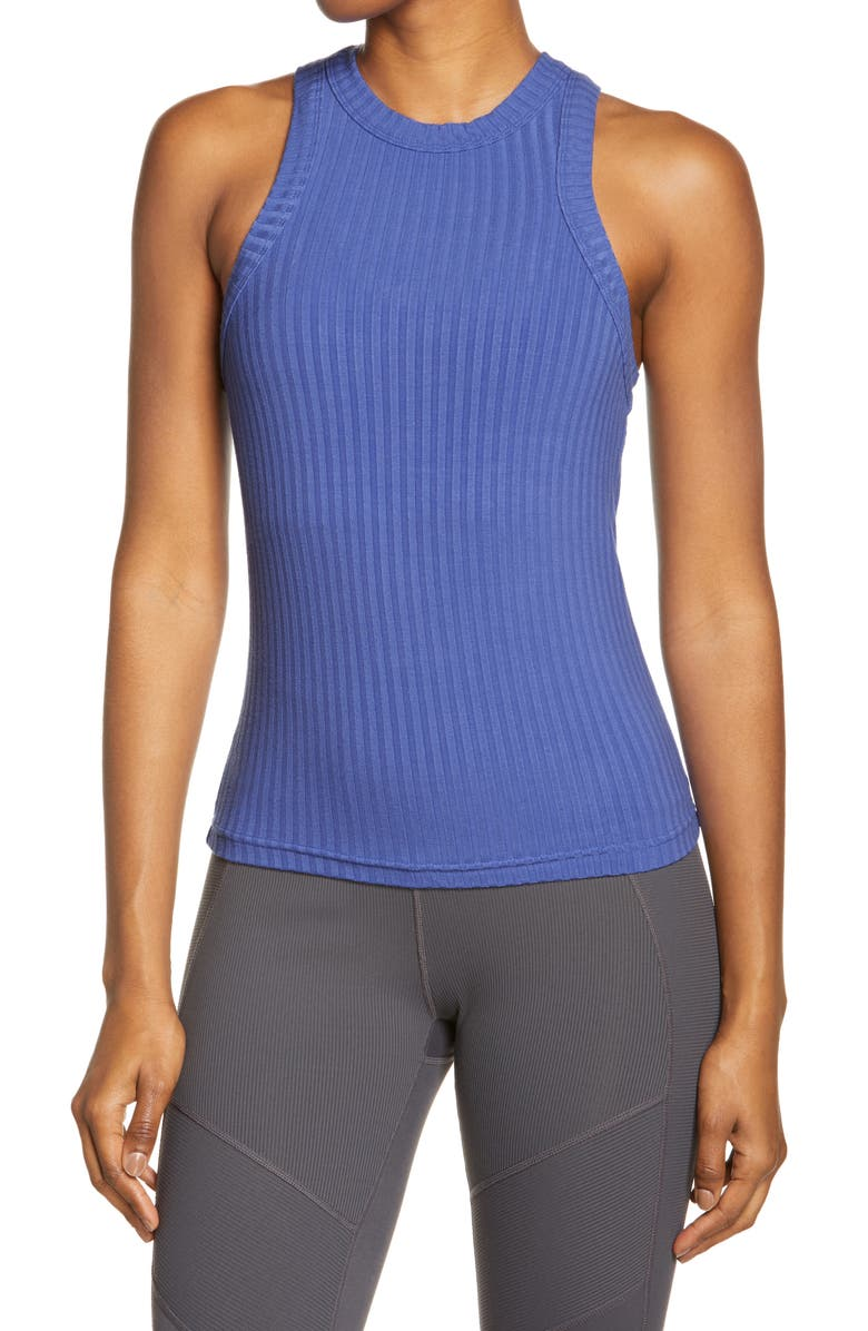 FREE PEOPLE FP MOVEMENT Take Everywhere Tank, Main, color, AFRICAN VIOLET