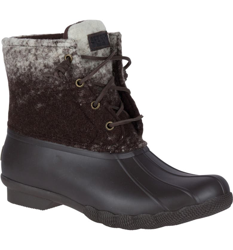 SPERRY Saltwater Duck Boot, Main, color, 201
