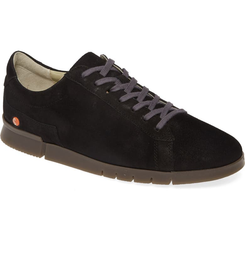 SOFTINOS BY FLY LONDON Cer Low-Top Sneaker, Main, color, 003
