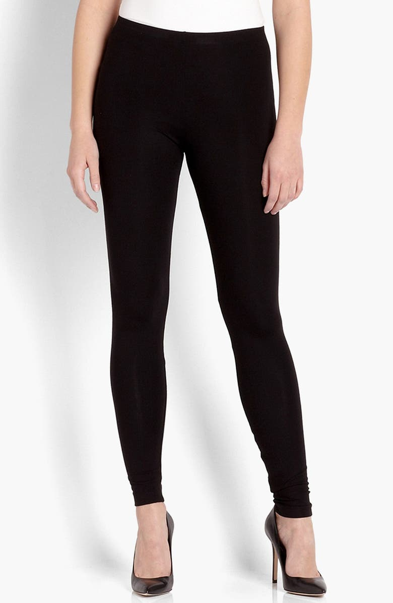 KAREN KANE Leggings, Main, color, BLACK