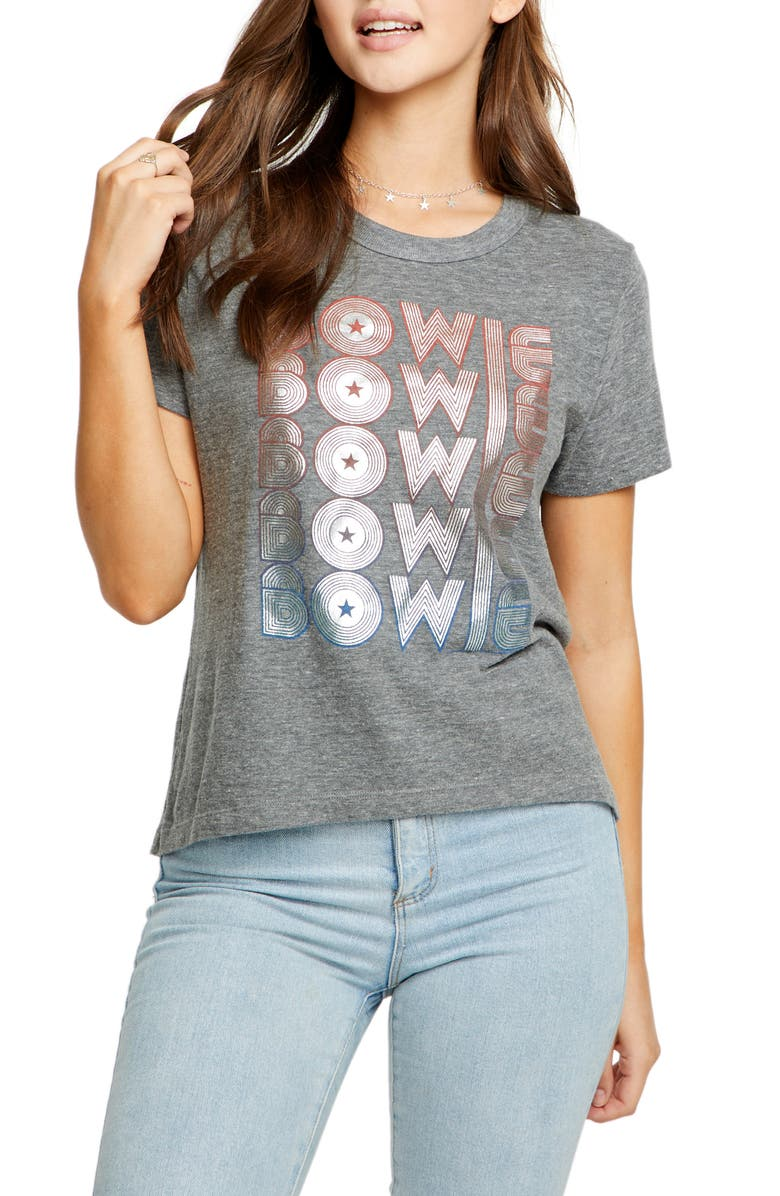 CHASER David Bowie Superstar Tee, Main, color, 020