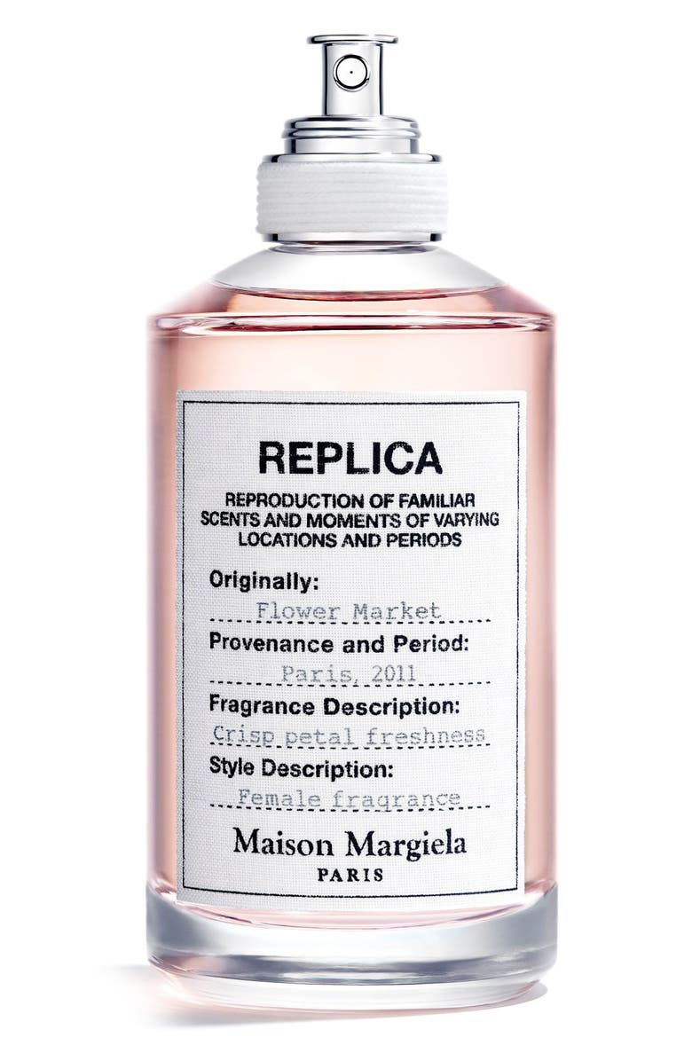 MAISON MARGIELA Replica Flower Market Eau de Toilette Fragrance, Main, color, NO COLOR