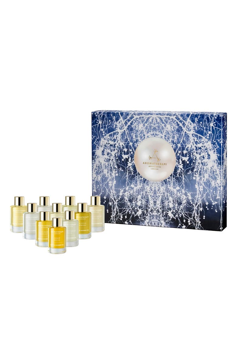 AROMATHERAPY ASSOCIATES Ultimate Wellbeing Collection, Main, color, 000