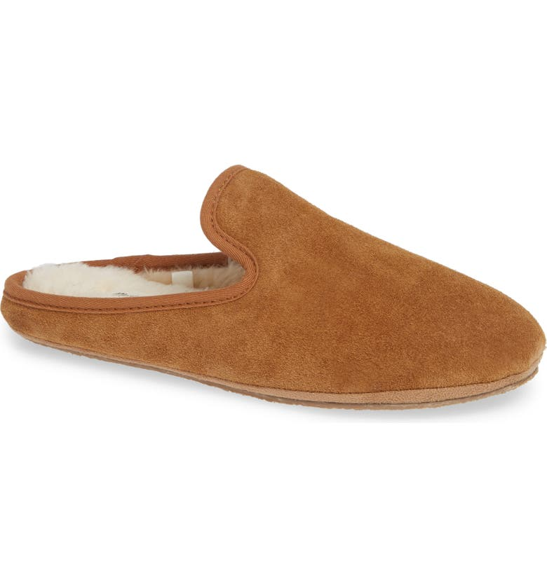 MADEWELL The Loafer Scuff Slipper, Main, color, 200