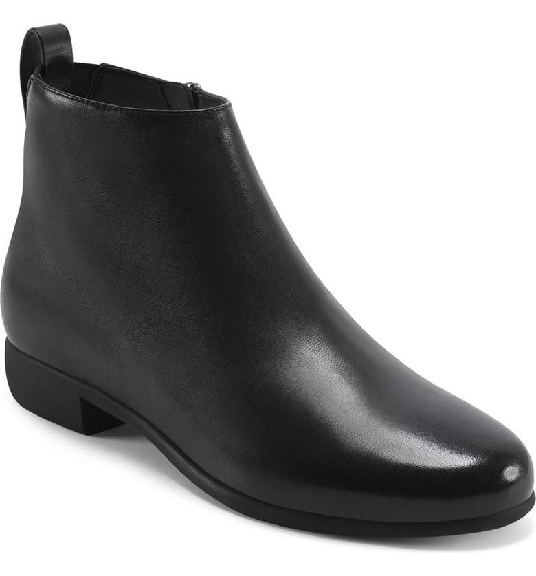 AEROSOLES Spencer Boot - Wide Width Available, Main, color, BLACK LEATHER