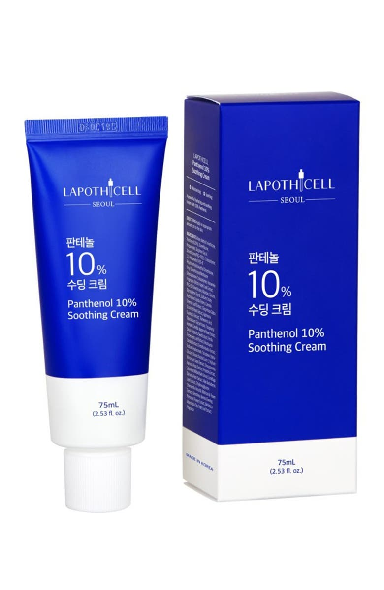 LAPOTHICELL Soothing Cream, Main, color, NO COLOR
