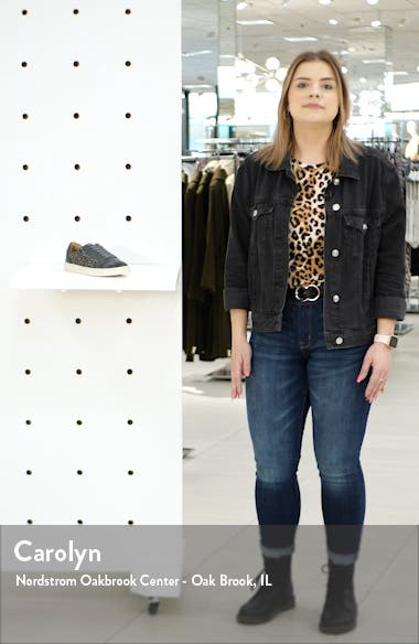 Ivy Deco Stud Sneaker, sales video thumbnail