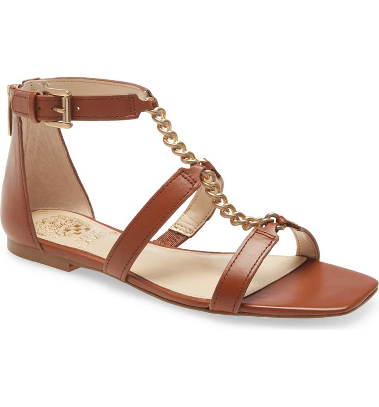 VINCE CAMUTO Sereney Chain Strap Sandal, Main, color, 240