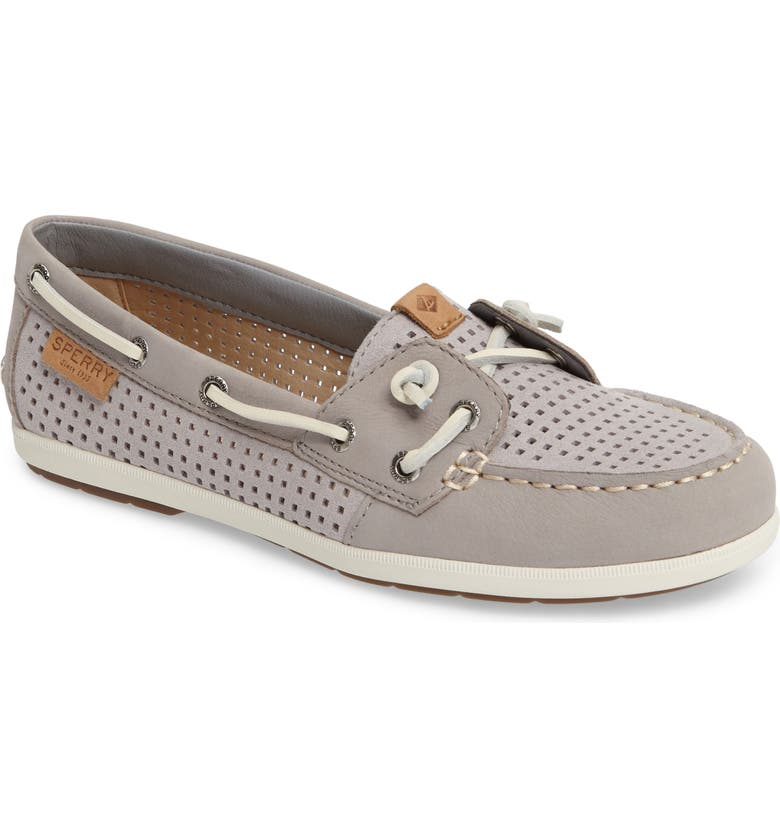 SPERRY Coil Ivy Boat Shoe, Main, color, 020