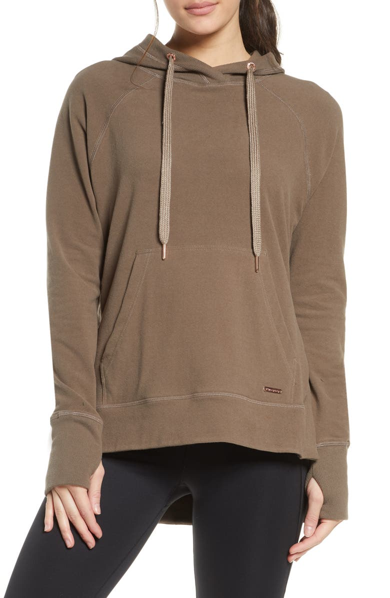 SWEATY BETTY Release Luxe Hoodie, Main, color, 200