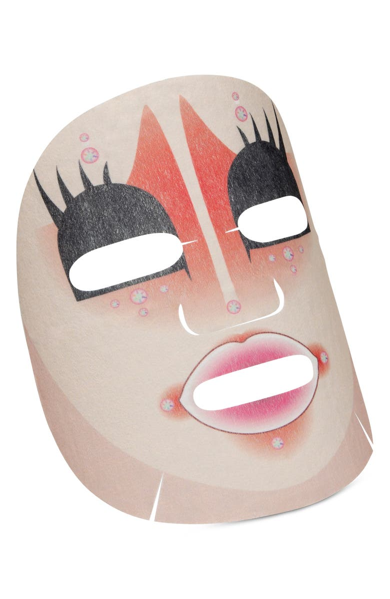 PATCHOLOGY x Kim Chi Fiercely Hydrating Facial Sheet Mask, Main, color, 650