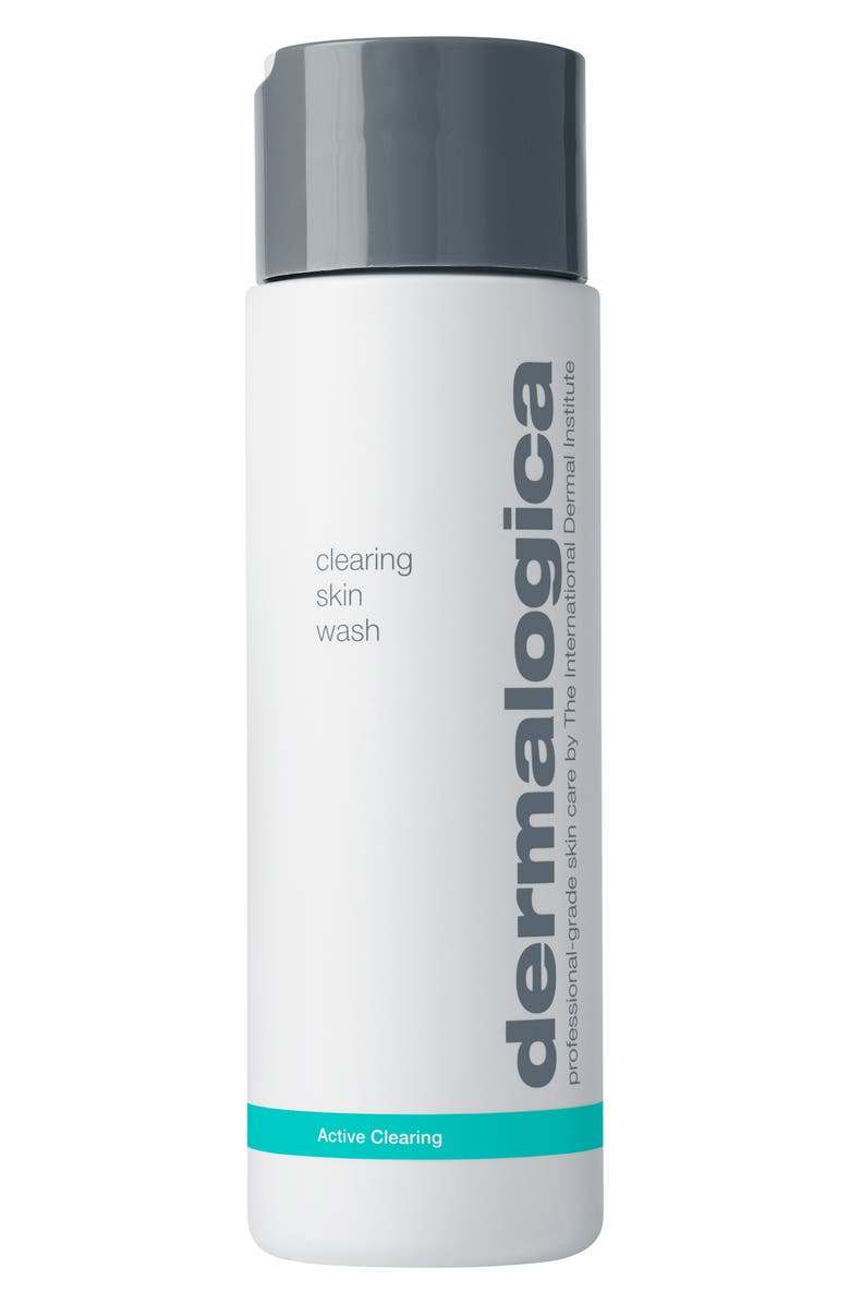 DERMALOGICA<SUP>®</SUP> Clearing Skin Wash, Main, color, NO COLOR