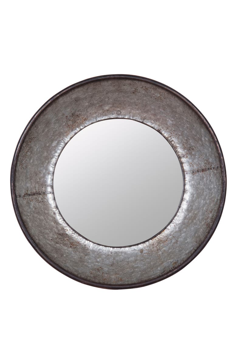 FORESIDE Frisco Round Mirror, Main, color, 040