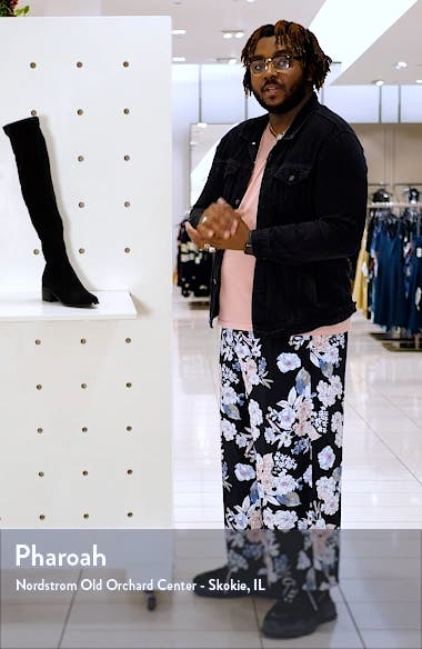 Sadie Over the Knee Boot, sales video thumbnail