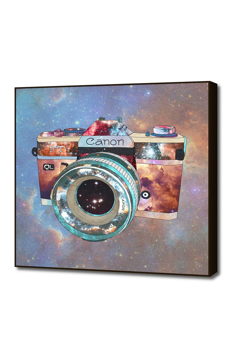 CURIOOS Large Space Can0n By Bianca Green, Main, color, MULTI