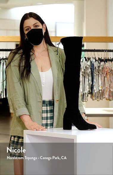 Daphne Over the Knee Boot, sales video thumbnail