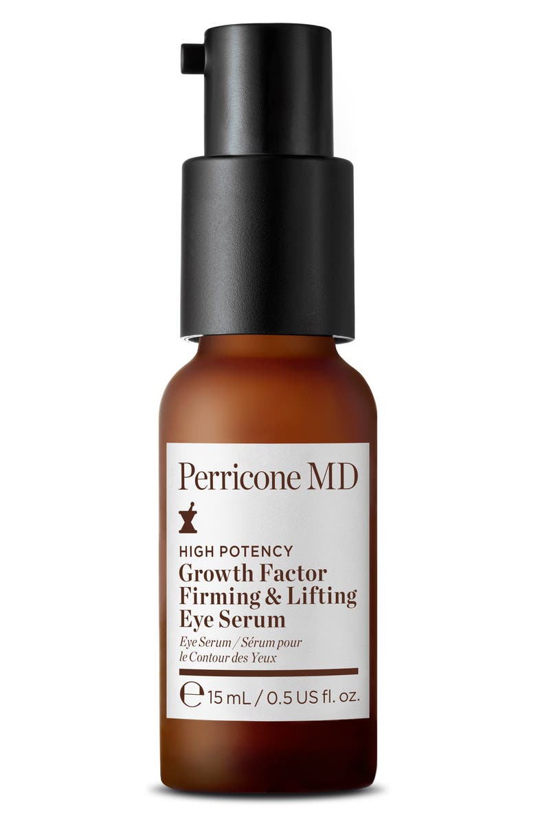 PERRICONE MD High Potency Growth Factor Firming & Lifting Eye Serum, Main, color, NO COLOR