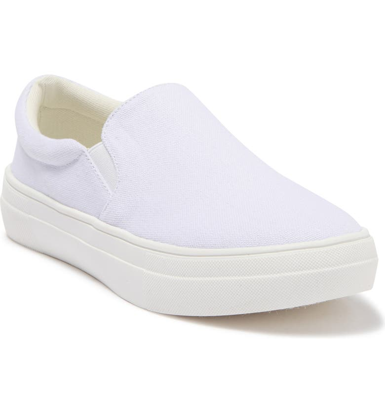 COCONUTS BY MATISSE Dash Slip-On Sneaker, Main, color, WHITE