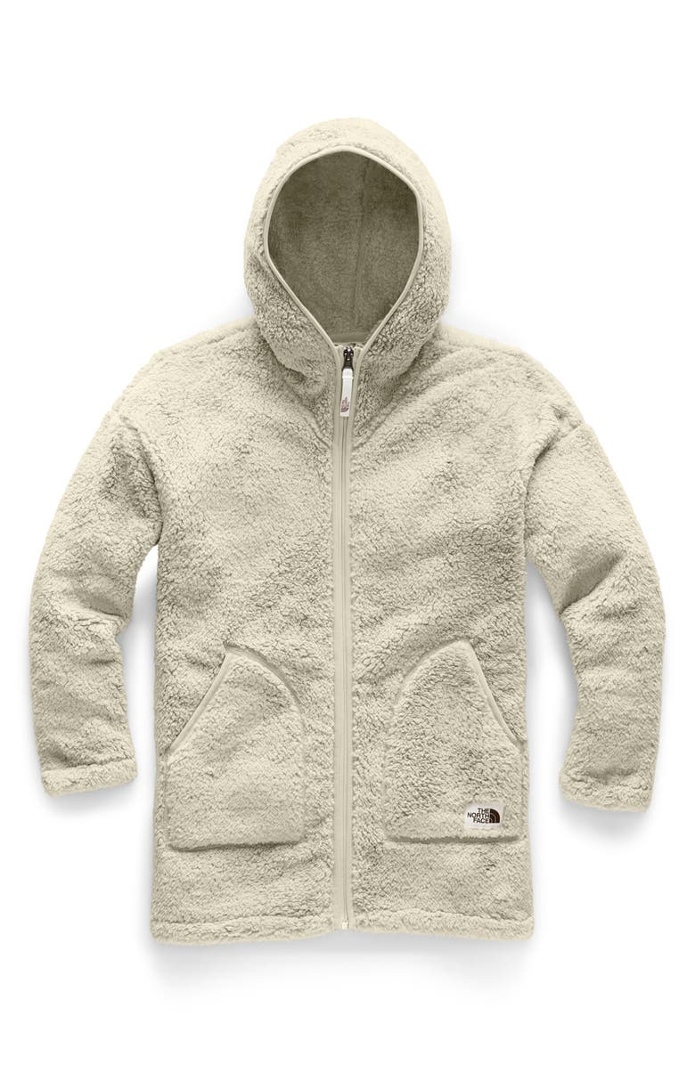 THE NORTH FACE Campshire Fleece Jacket, Main, color, 100