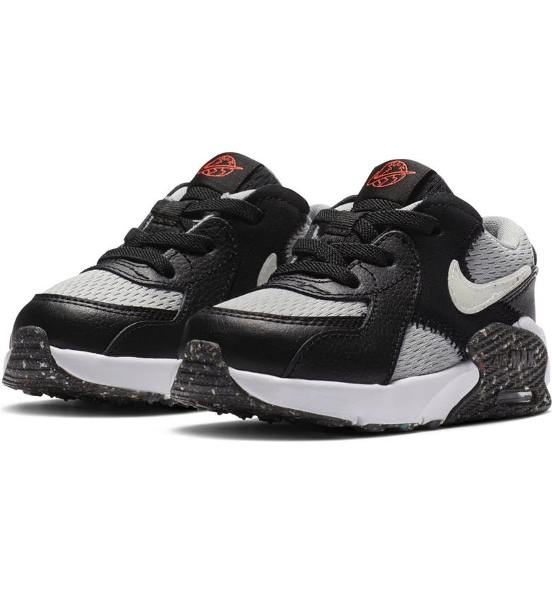 NIKE Air Max Excee SE Sneaker, Main, color, BLACK/ GREY/ CRIMSON/ WHITE