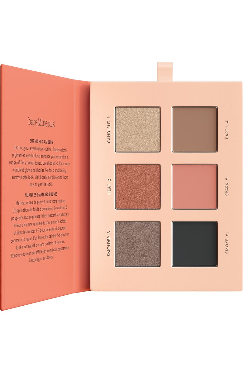BAREMINERALS<SUP>®</SUP> Mineralist Eyeshadow Palette, Main, color, BURNISHED