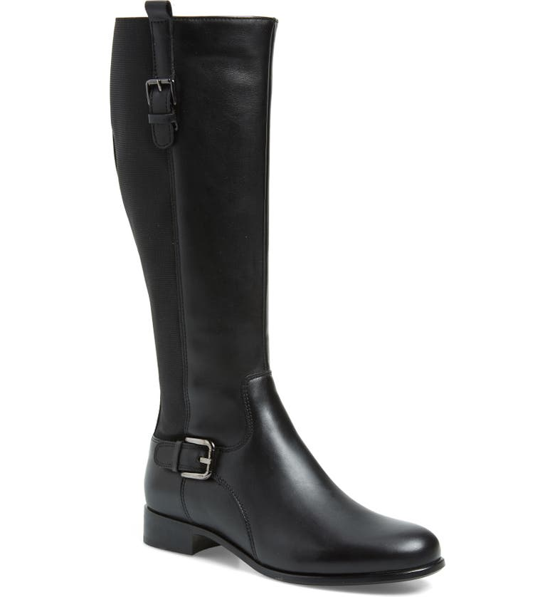 LA CANADIENNE Samia Waterproof Knee High Boot, Main, color, 001