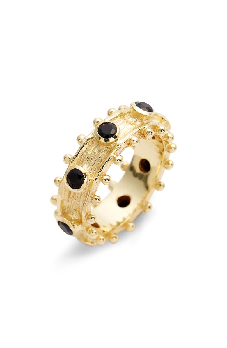 COLLECTIONS BY JOYA Etruscan Band Ring, Main, color, 001
