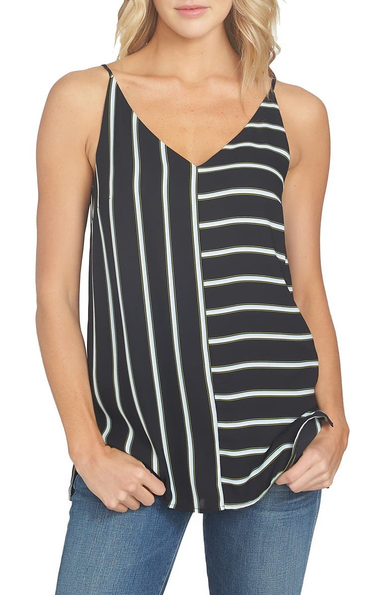 1.STATE Mixed Stripe Tank, Main, color, 001
