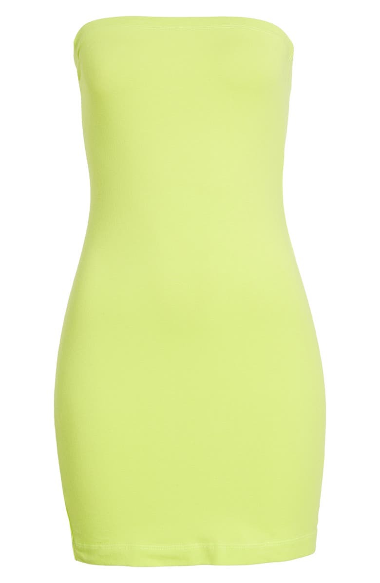 BP. Be Proud by BP. Gender Inclusive Strapless Body-Con Minidress, Main, color, 330