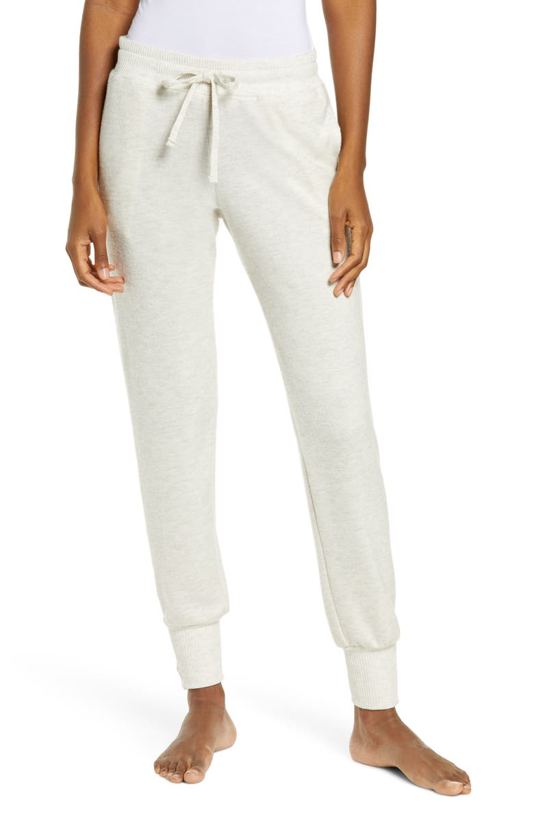 PROJECT SOCIAL T Women's Button Cuff Joggers, Main, color, OATMEAL