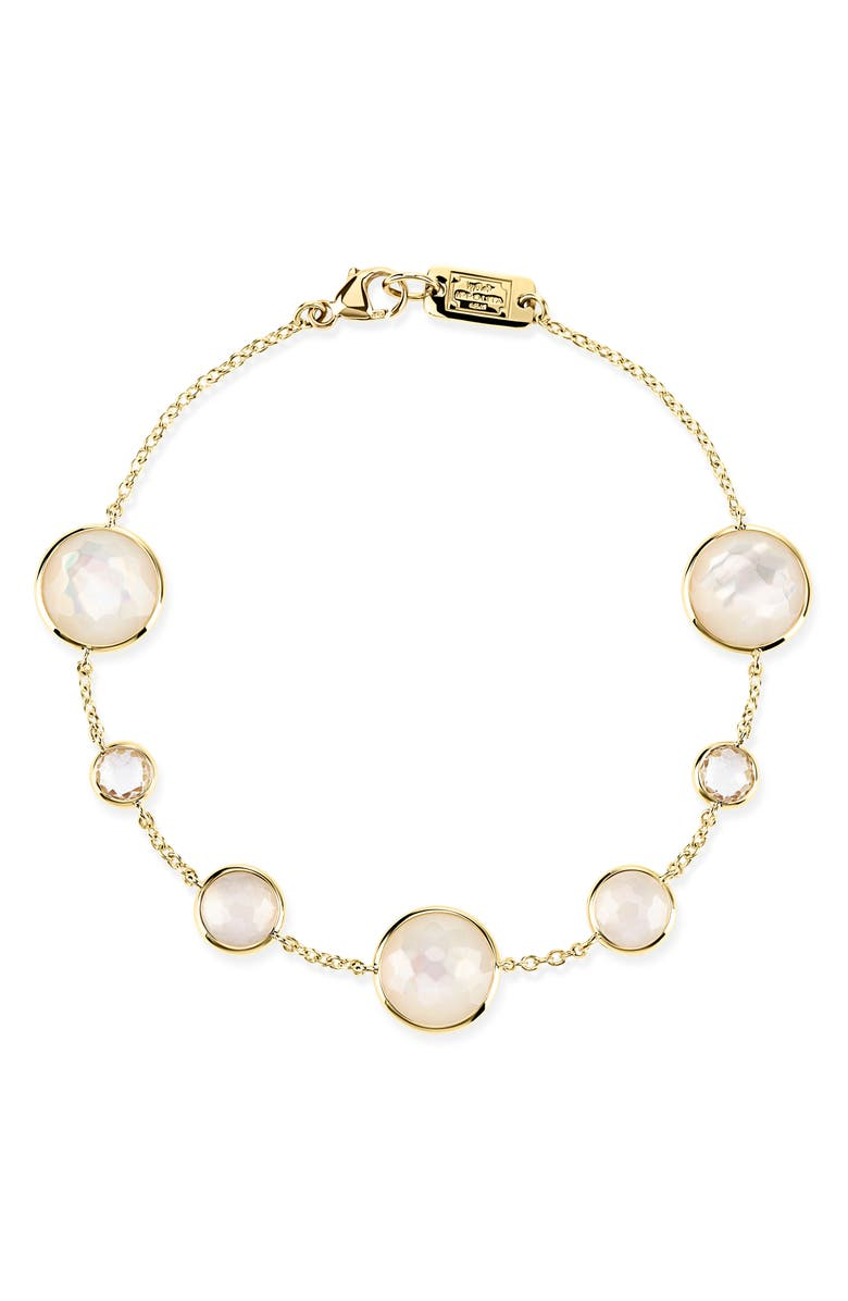 IPPOLITA Lollipop 7-Stone Bracelet, Main, color, 710