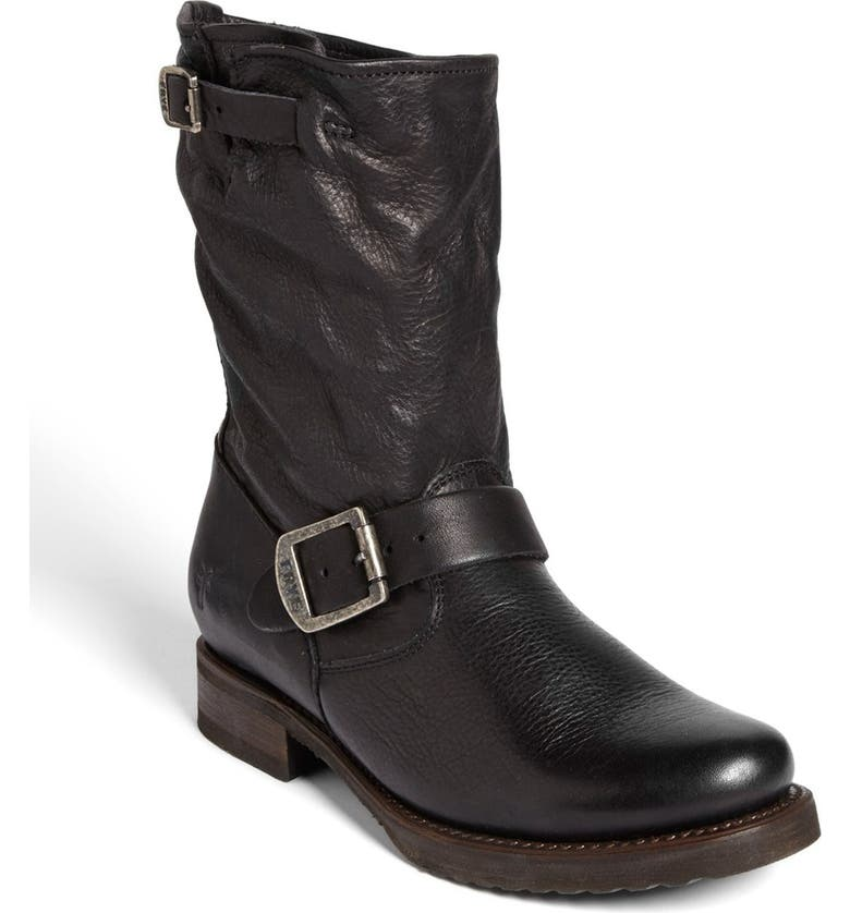 FRYE 'Veronica Short' Slouchy Boot, Main, color, 001