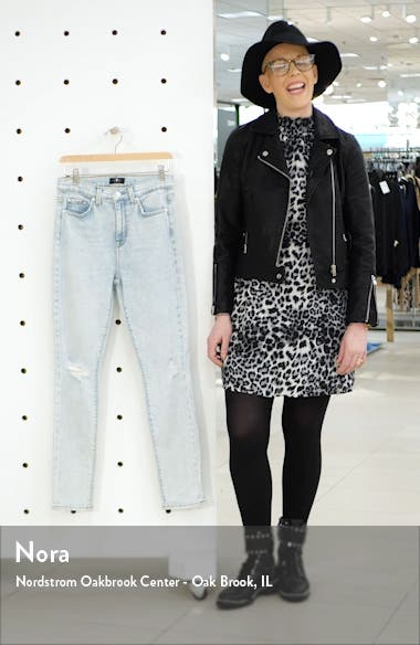 <sup>®</sup> High Waist Skinny Jeans, sales video thumbnail