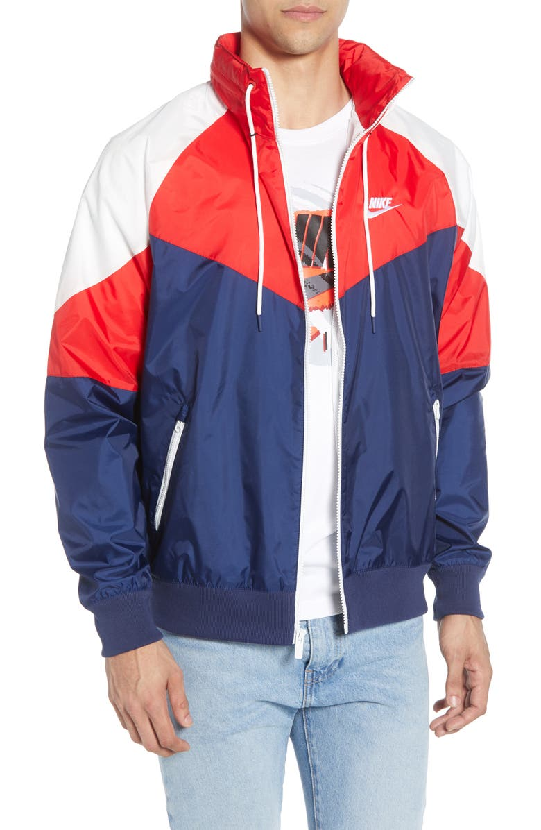 NIKE Winderunner Jacket, Main, color, 433