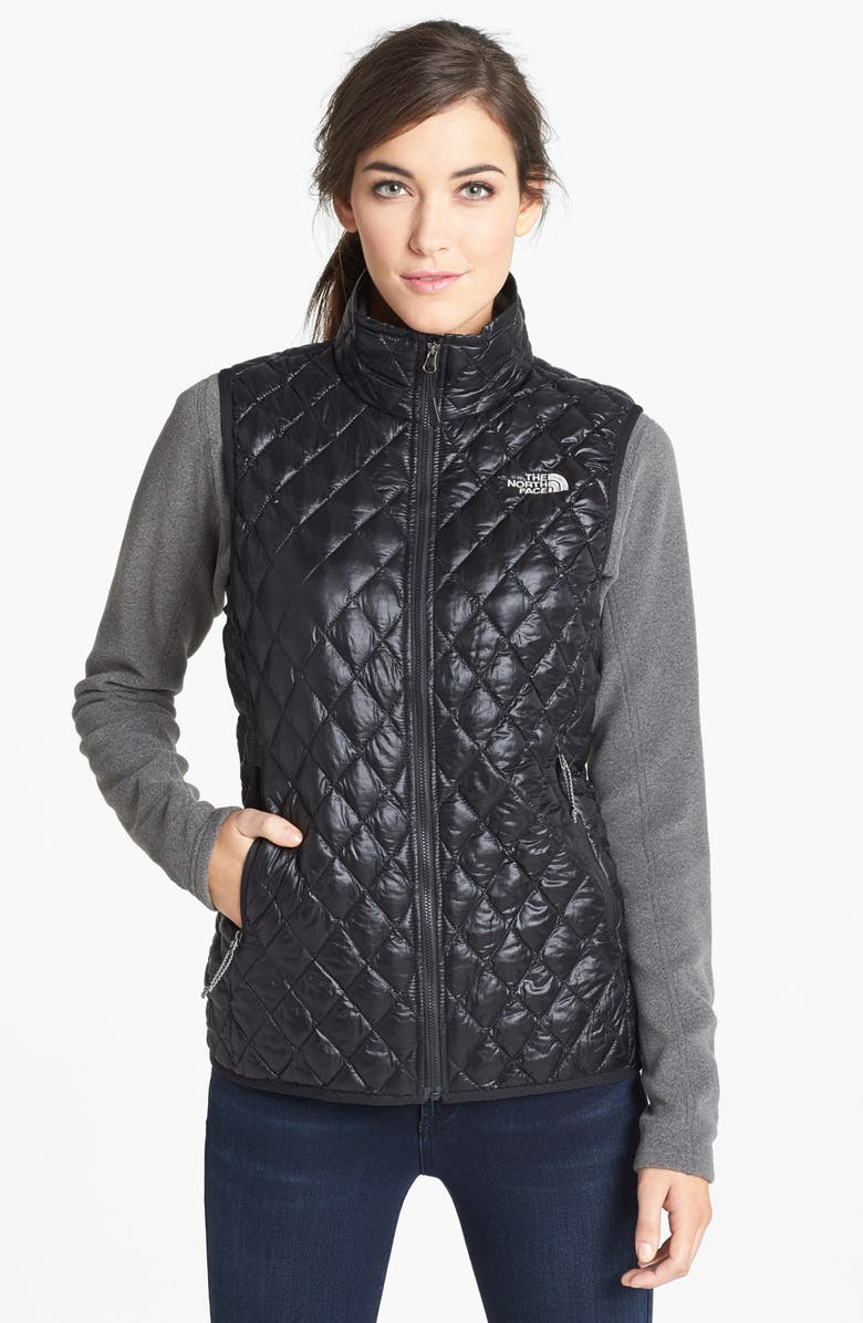 THE NORTH FACE 'ThermoBall<sup>™</sup>' PrimaLoft<sup>®</sup> Vest, Main, color, 001