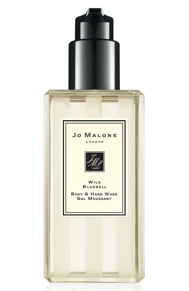 JO MALONE LONDON<SUP>™</SUP> Wild Bluebell Body & Hand Wash, Main, color, No Color