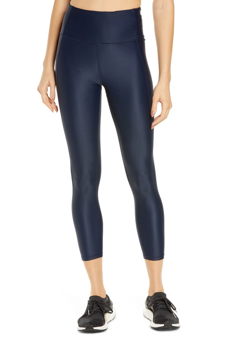 SWEATY BETTY High Shine High Waist 7/8 Leggings, Main, color, NO_COLOR